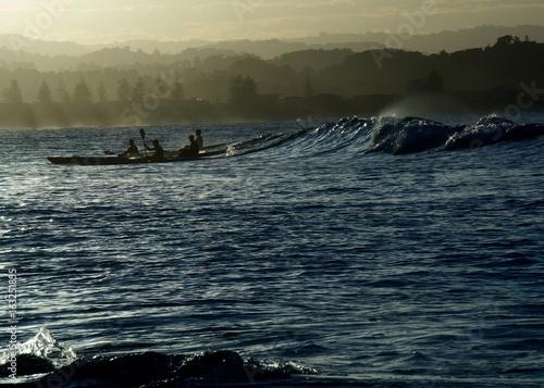 Surf Boarders at Byron Bay