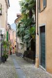 Rue et ruelle à Locarno