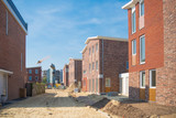 newly built homes - 163274239