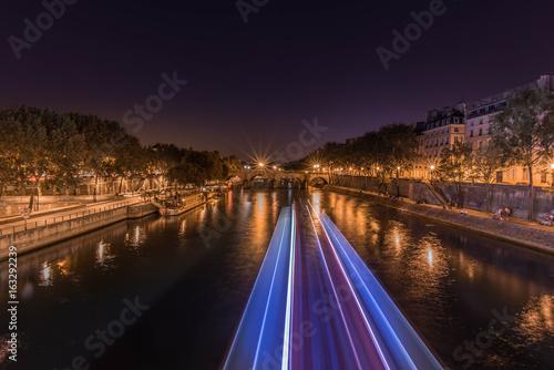 Plagát Parisian Highway