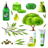 Products Of Tea Tree Set