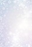 Fototapety 雪 結晶 背景 素材