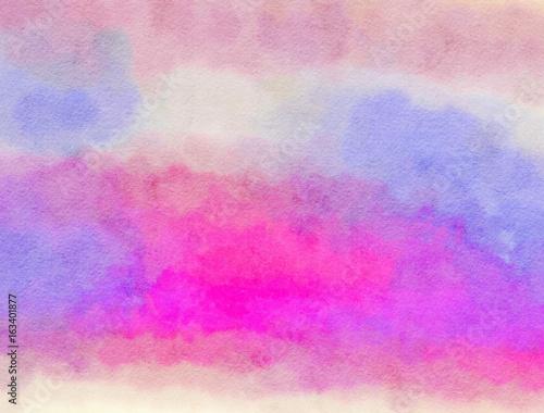 Watercolour Paper Wash