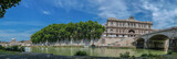 Rome, Italy. Panoramic view with Palace of Justice - 163439651