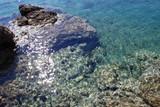 Wyspa Korcula - wybrzeże  - 163456054