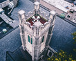Aerial of Princeton NJ