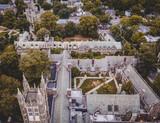 Aerial of Princeton NJ - 163462818