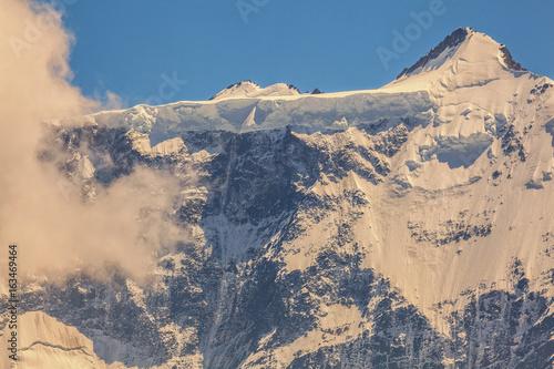 hauts sommets des Alpes suisses