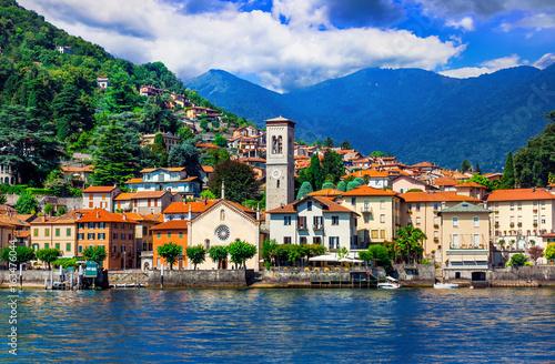 scenic village Torno in beautiful Lago di Como, north of Italy
