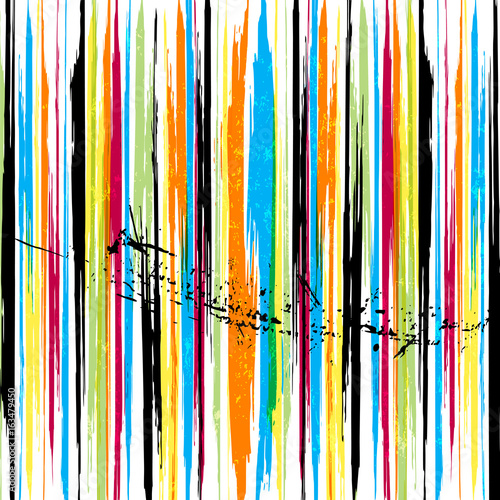 abstract background pattern, with strokes, splashes and stripes