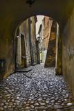 starożytna ulica w Lublinie