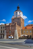 The Krakow Gate in Lublin