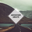 Inspirational and motivational Quotes about Travel, Adventure, Journey, Road Trip, destination, tourism, mountains, dreams, risk and failure.