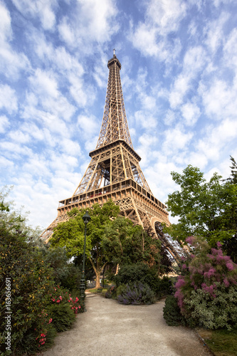 Poster Eifel tower Paris
