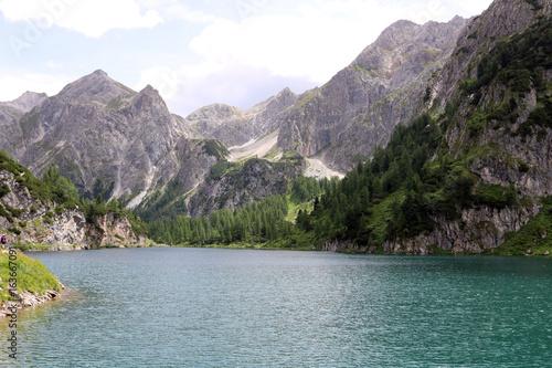 Bergsee auf 2000 Meter