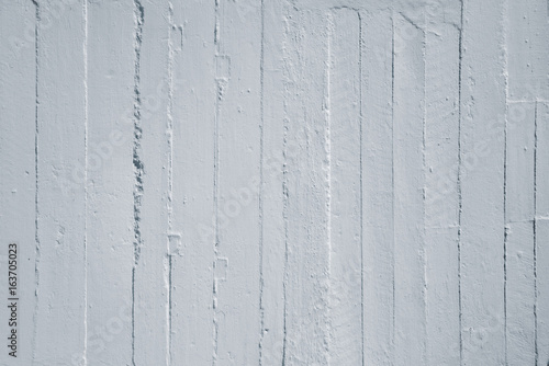 White wood floor texture or concrete background