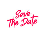 The inscription Save the Date