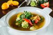 autumn vegetables soup
