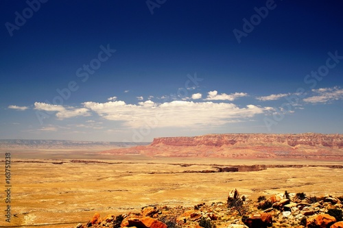 Canyonlandschaft in Arizona