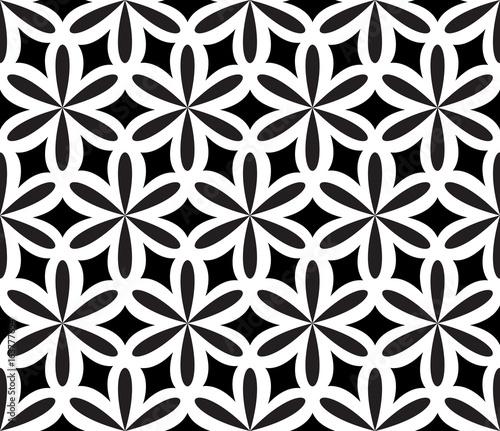geometric seamless pattern - 163777654