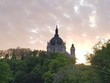 St. Paul Cathedral at sundown