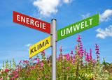Wegweiser ENERGIE, KLIMA, UMWELT Nachhaltigkeitsstrategie