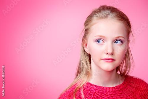 twelve year old girl