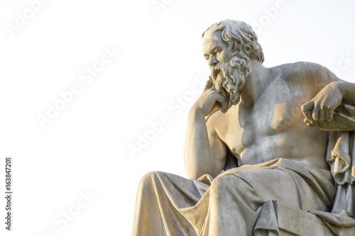 Foto op Plexiglas Athene Socrates