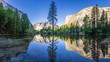 Mirror Lake, Yosemite National Park, USA