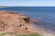 Red Rocks on Cavendish Beach, Prince Edward Island
