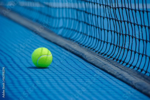 Fotobehang Tennis tennis court background ,sport concept