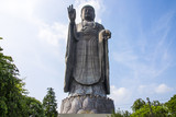 The Great Buddha of Ushiku, Japan. One of the tallest statues in the world