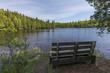 Lake Benson / A small scenic lake in northern Minnesota.