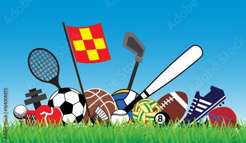 sports concept