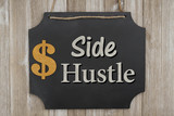 Making money with your side hustle - 164050472