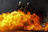 Pompier Français / French Firefighter