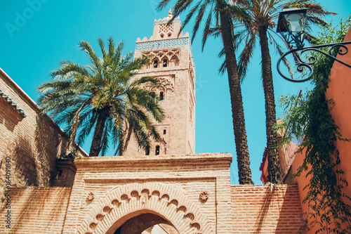 Tower in Morocco