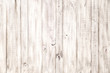 vintage white wood planks texture background - 164100213