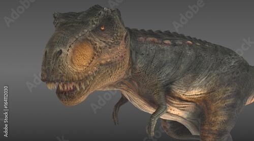 tyrannosaurus-rex-bliska-3d-rendering