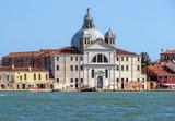 Venice - Zitelle Church on Giudecca island
