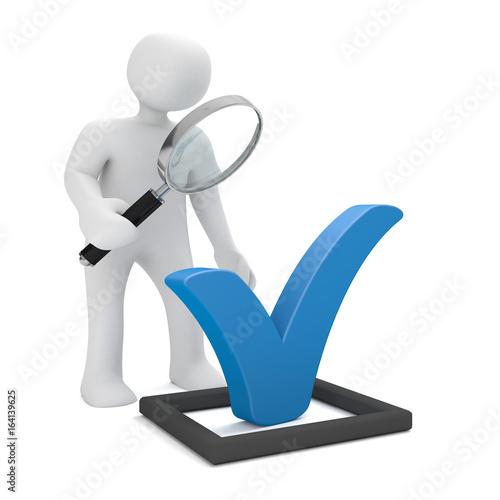 Manikin Loupe Checklist - 164139625