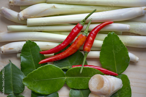 Red pepper Chili it is the popular ingredient of the Asian food