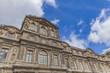 Louvre Palace in Paris