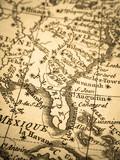 古地図 フロリダ半島 - 164238292