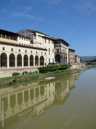 Arno River - Florence - Italy