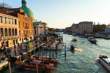 Grande Canal Wenecja
