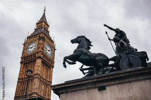 Palace of Westminster, Big Ben, London, Clock Tower