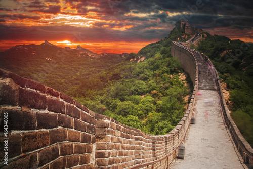 Fototapeta great Chinese wall