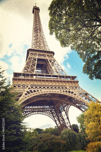 Eiffel tower, Paris. France. Poster