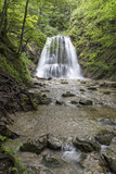 Josefstaler Wasserfall im Spitzingseegebiet, Bayern